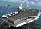 FORAN in CVF project: Future aircraft-carrier of the Royal Navy
