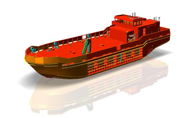 SENER designs two ships for MARPOL waste collection