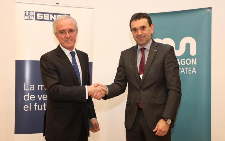 SENER and MONDRAGON UNIBERTSITATEA reach an agreement to collaborate on developing technology and managing talent