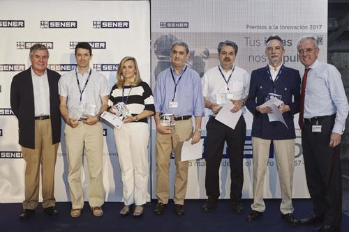 The Project for the Management of Ship Series in FORAN wins the SENER Innovation Award