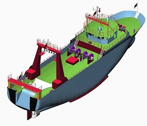 Beihai Qihang Ship Design, new FORAN customer